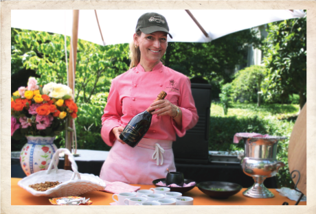 FLOURISH Events with Chef Holly Peterson
