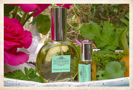 Flourish Eau de Toilette and Pure Parume